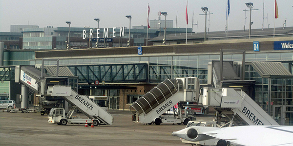 Bremen airport parking